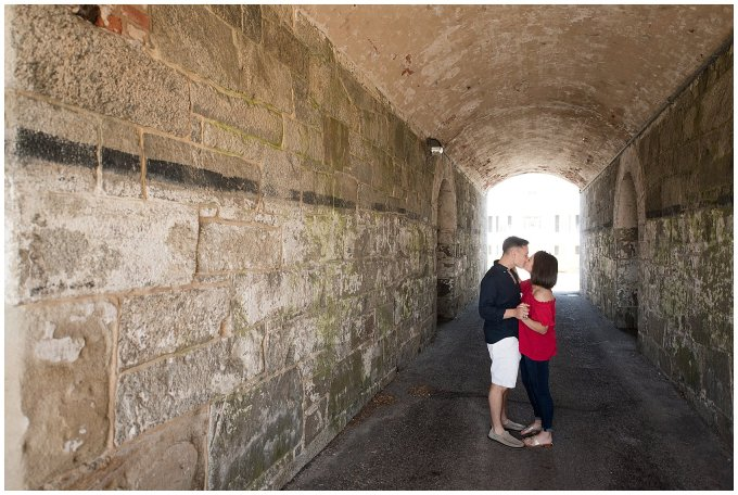 Spring Fort Monroe Hampton Engagement Session Virginia Wedding Photographers_4215