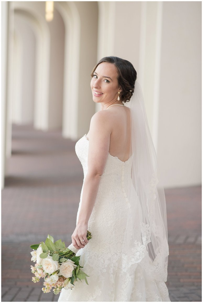 Classy Bridal Portrait Session CNU Newport News Virginia Wedding Photographers_4695