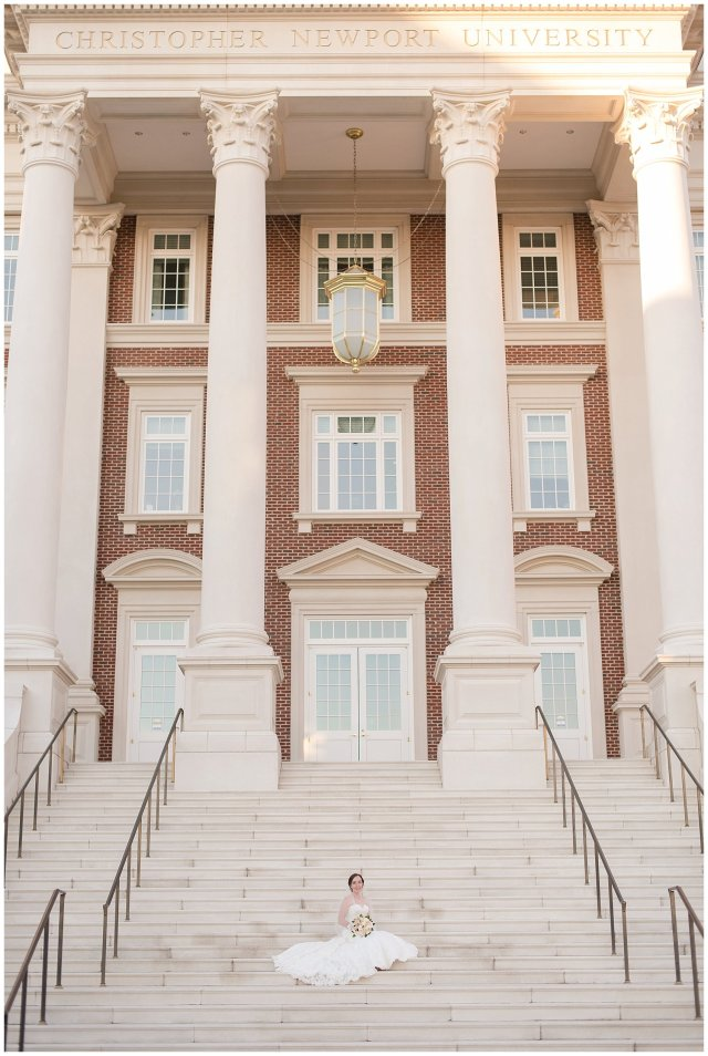Classy Bridal Portrait Session CNU Newport News Virginia Wedding Photographers_4704