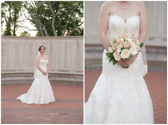 Classy Bridal Portrait Session CNU Newport News Virginia Wedding Photographers_4722