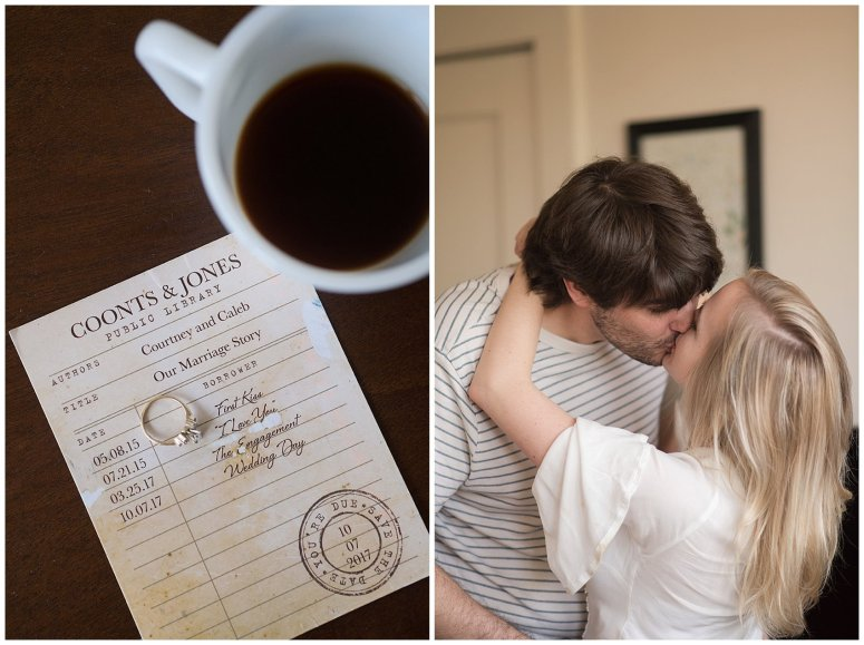 Downtown Norfolk Cozy In Home Engagement Session Virginia Wedding Photographers_4618