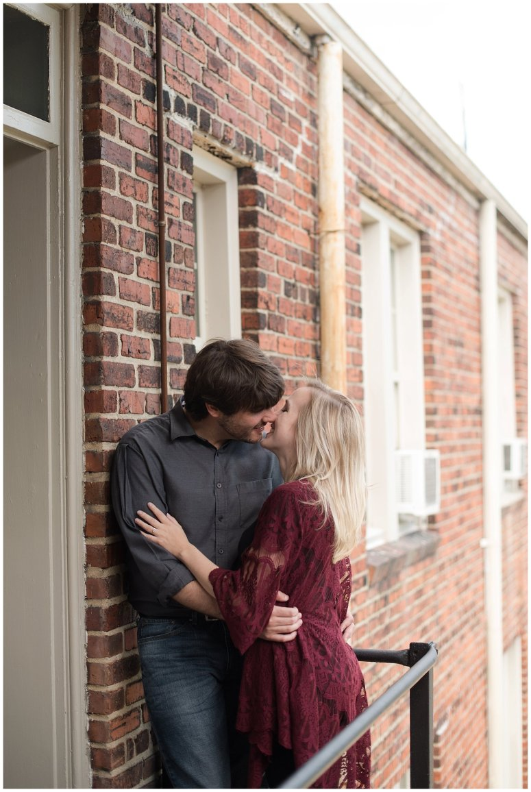 Downtown Norfolk Cozy In Home Engagement Session Virginia Wedding Photographers_4639