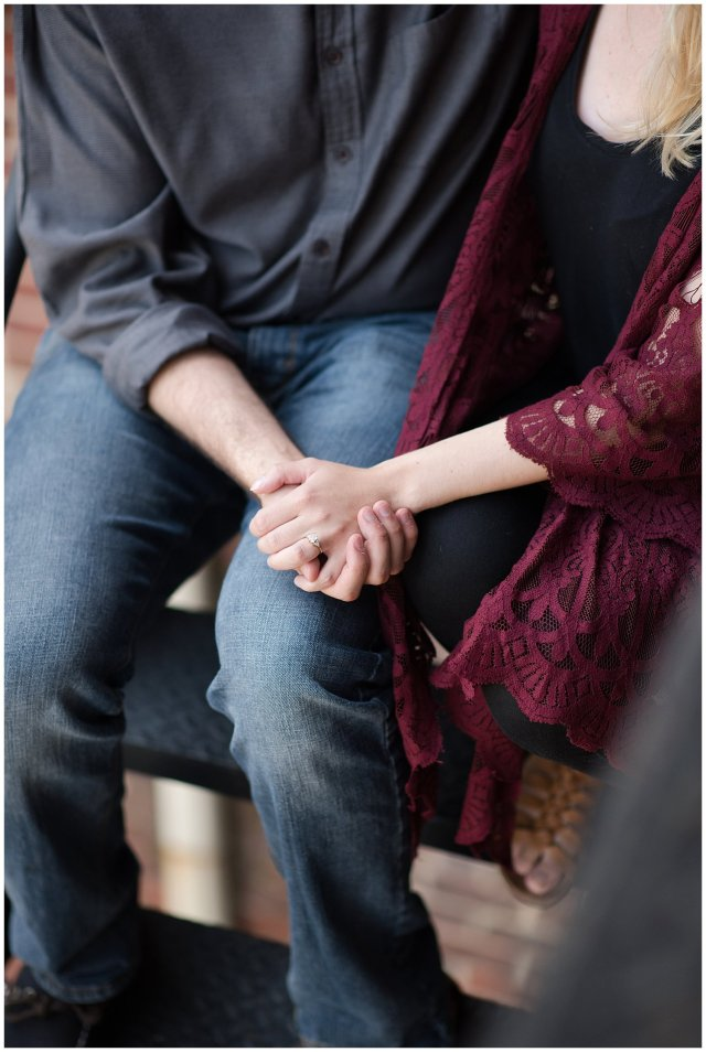 Downtown Norfolk Cozy In Home Engagement Session Virginia Wedding Photographers_4646