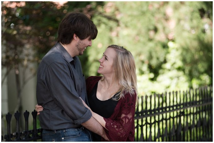 Downtown Norfolk Cozy In Home Engagement Session Virginia Wedding Photographers_4653