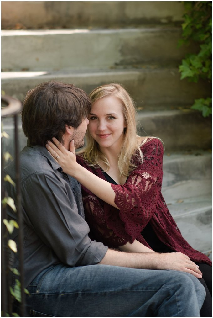 Downtown Norfolk Cozy In Home Engagement Session Virginia Wedding Photographers_4665