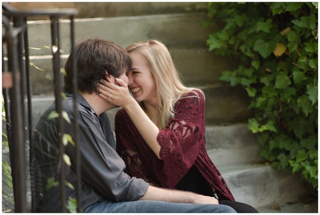 Downtown Norfolk Cozy In Home Engagement Session Virginia Wedding Photographers_4667