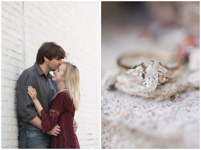 Downtown Norfolk Cozy In Home Engagement Session Virginia Wedding Photographers_4673