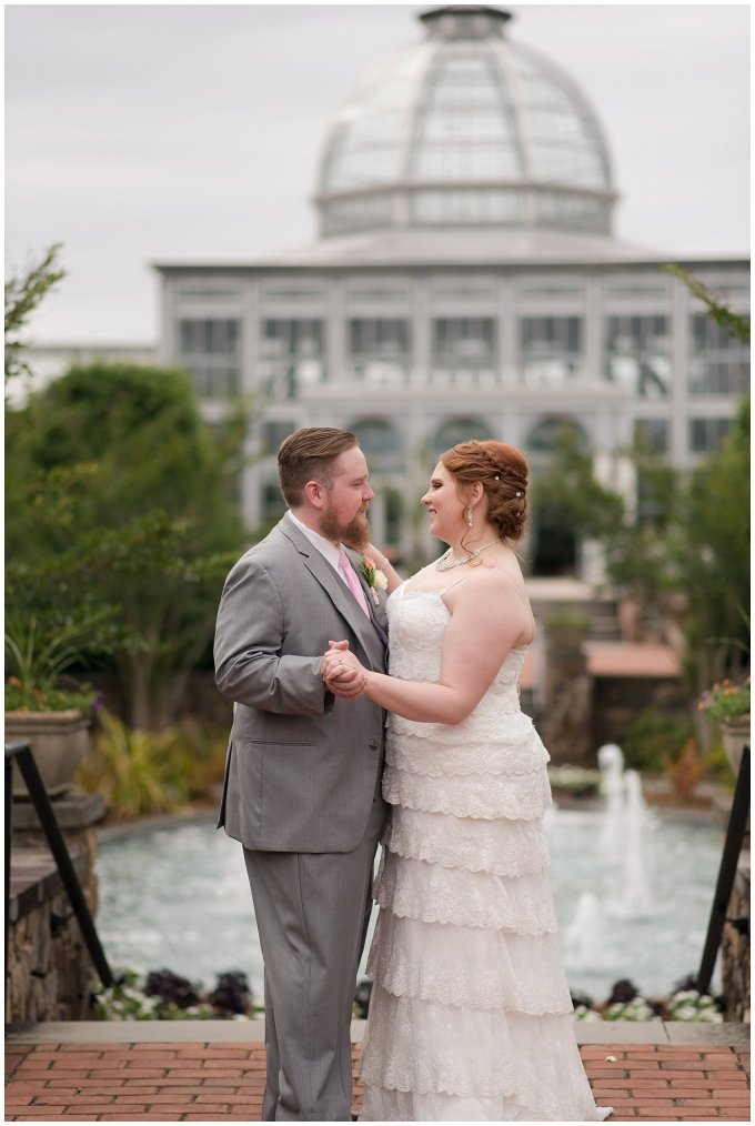 Spring Lewis Ginter Botanical Garden Richmond Virginia Wedding Photographers_4781