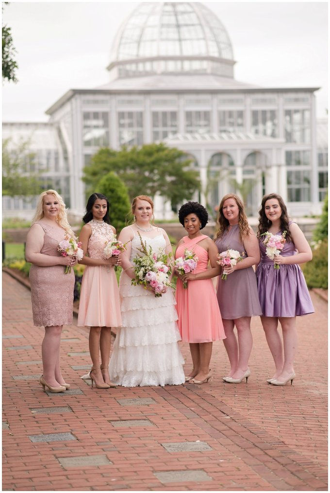 Spring Lewis Ginter Botanical Garden Richmond Virginia Wedding Photographers_4791