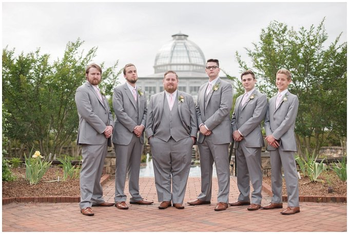 Spring Lewis Ginter Botanical Garden Richmond Virginia Wedding Photographers_4792