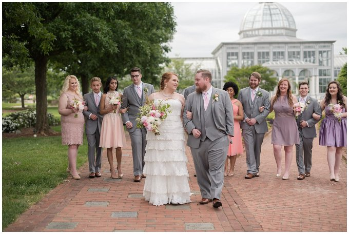 Spring Lewis Ginter Botanical Garden Richmond Virginia Wedding Photographers_4797