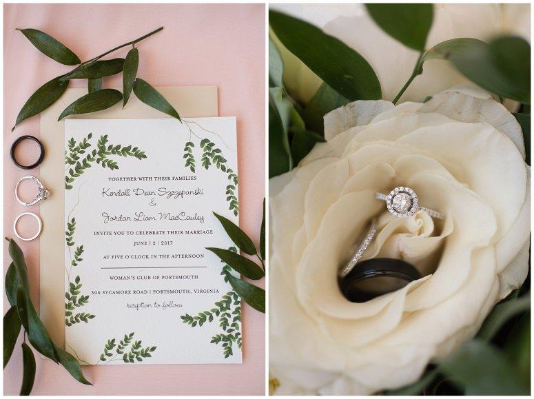 Spring Womans Club of Portsmouth Wedding Virginia Wedding Photographers_5029