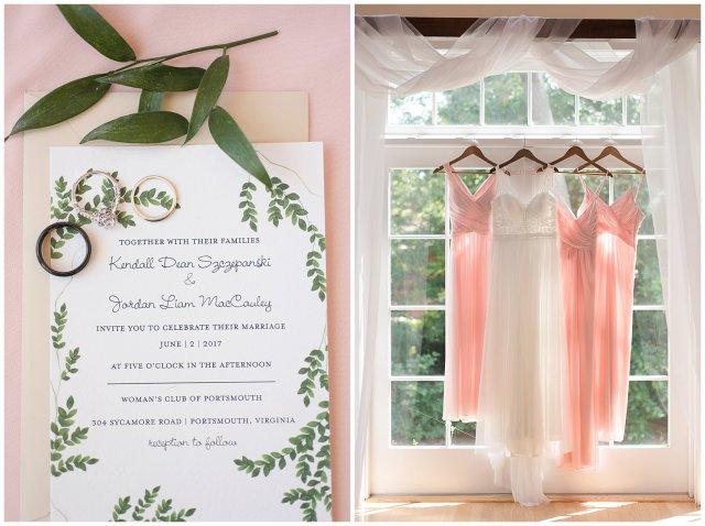 Spring Womans Club of Portsmouth Wedding Virginia Wedding Photographers_5037