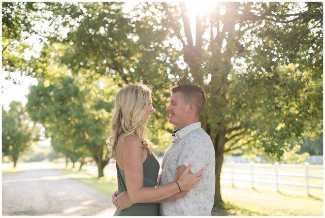 Golden Summer Engagement Session Back Bay Horse Farm Virginia Wedding Photographers_5458