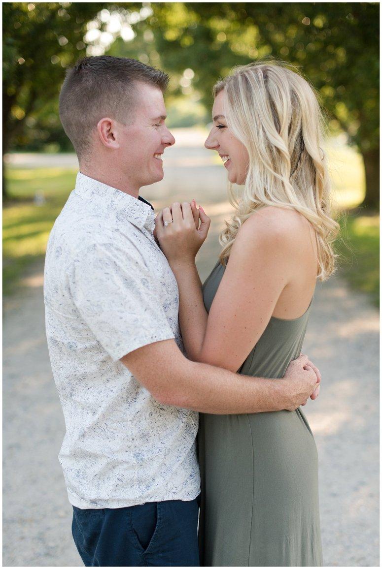 Golden Summer Engagement Session Back Bay Horse Farm Virginia Wedding Photographers_5473