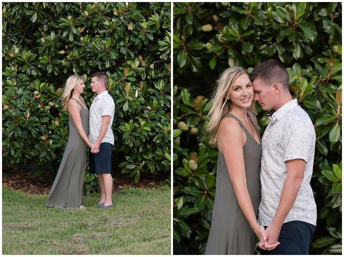 Golden Summer Engagement Session Back Bay Horse Farm Virginia Wedding Photographers_5515