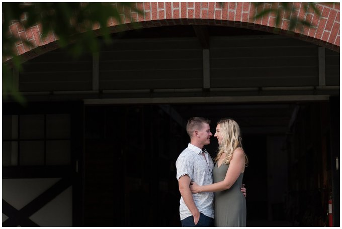 Golden Summer Engagement Session Back Bay Horse Farm Virginia Wedding Photographers_5520