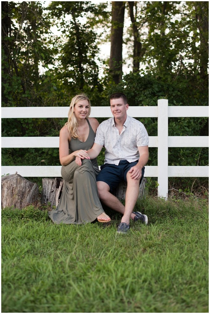 Golden Summer Engagement Session Back Bay Horse Farm Virginia Wedding Photographers_5530