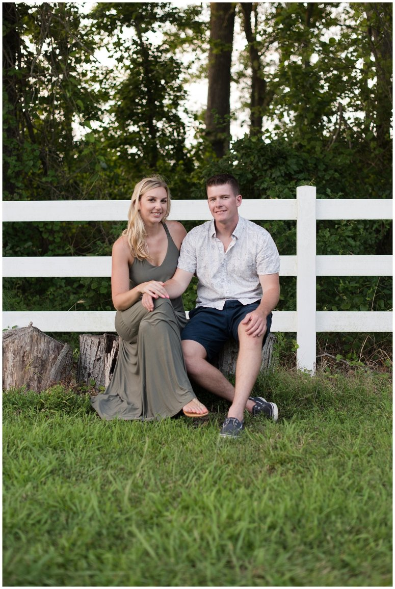 Golden Summer Engagement Session Back Bay Horse Farm Virginia Wedding Photographers_5530