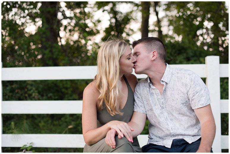 Golden Summer Engagement Session Back Bay Horse Farm Virginia Wedding Photographers_5531