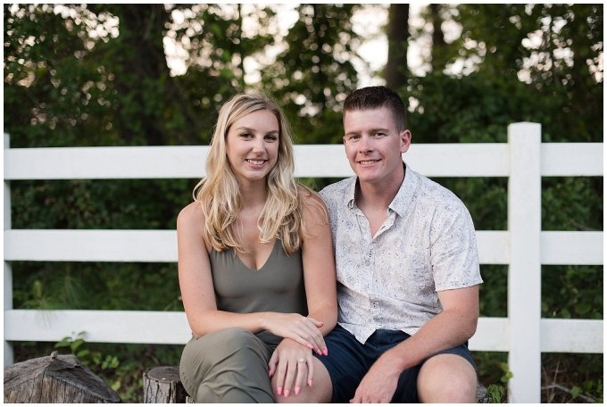 Golden Summer Engagement Session Back Bay Horse Farm Virginia Wedding Photographers_5532