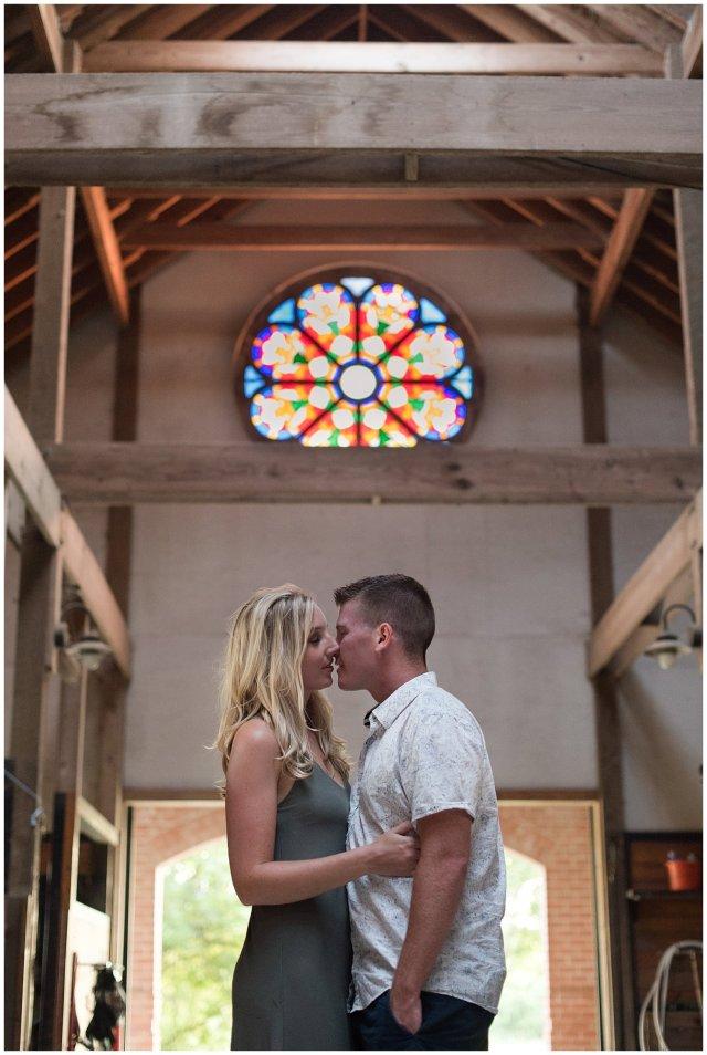 Golden Summer Engagement Session Back Bay Horse Farm Virginia Wedding Photographers_5547