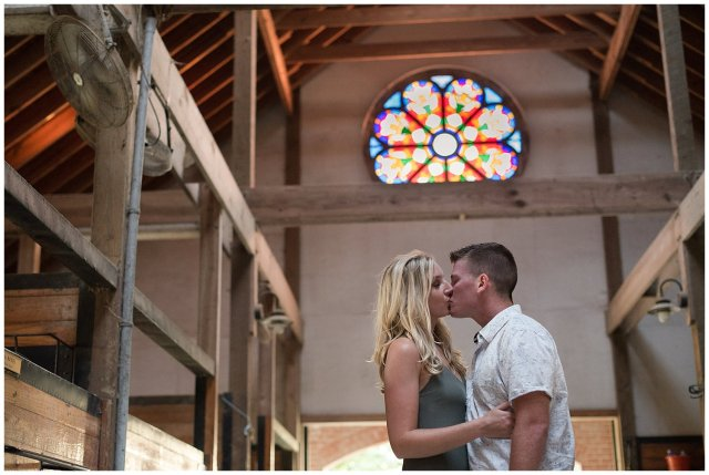 Golden Summer Engagement Session Back Bay Horse Farm Virginia Wedding Photographers_5548