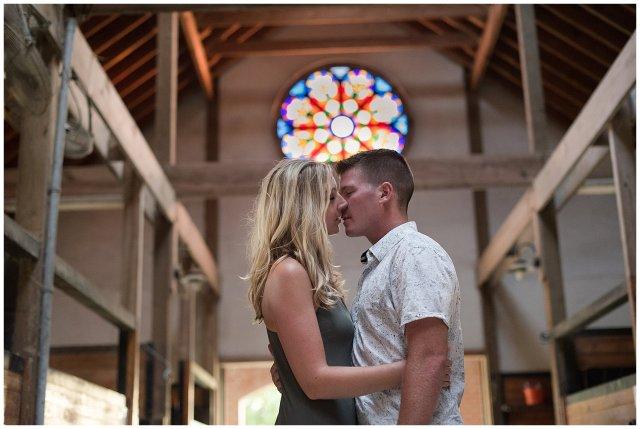 Golden Summer Engagement Session Back Bay Horse Farm Virginia Wedding Photographers_5549