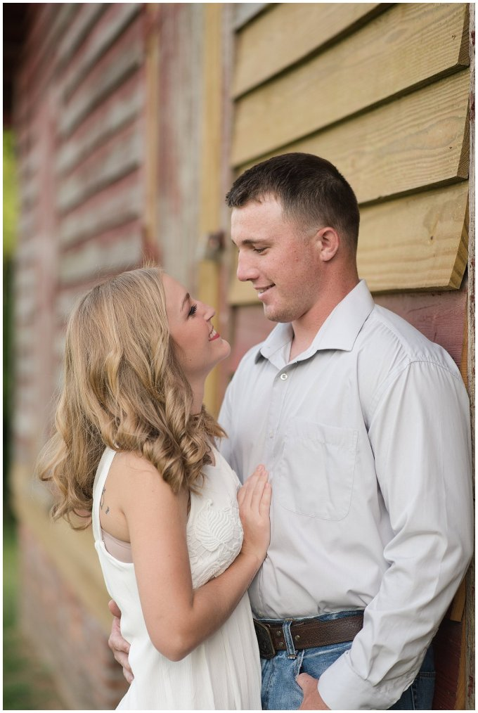 Golden Summer Engagement Session Windsor Castle Park Smith Field Virginia Wedding Photographers_5404