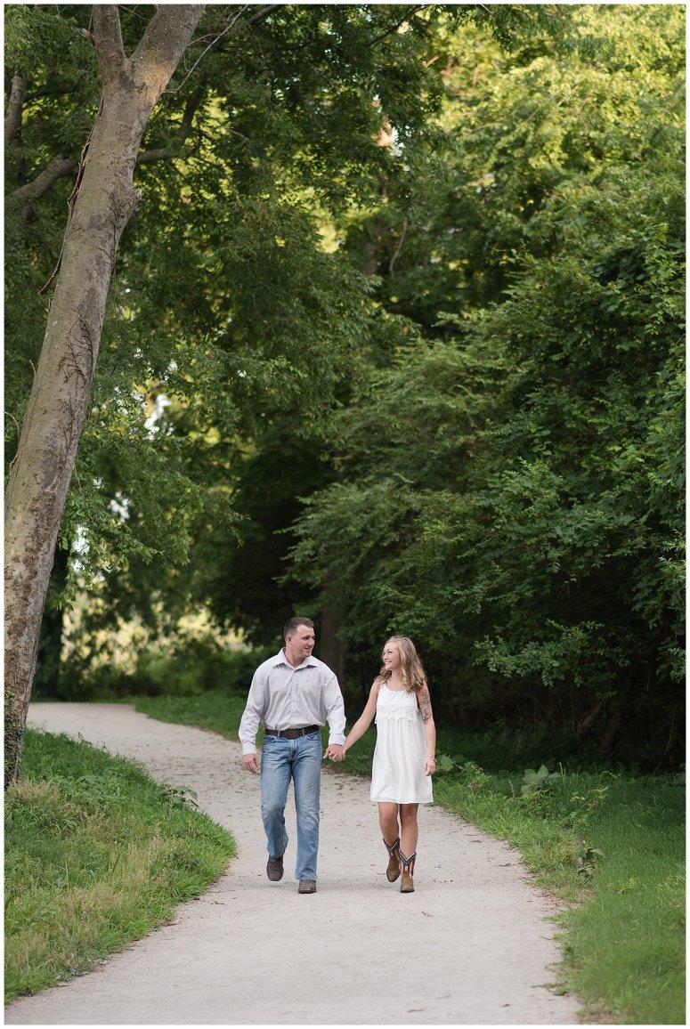 Golden Summer Engagement Session Windsor Castle Park Smith Field Virginia Wedding Photographers_5407