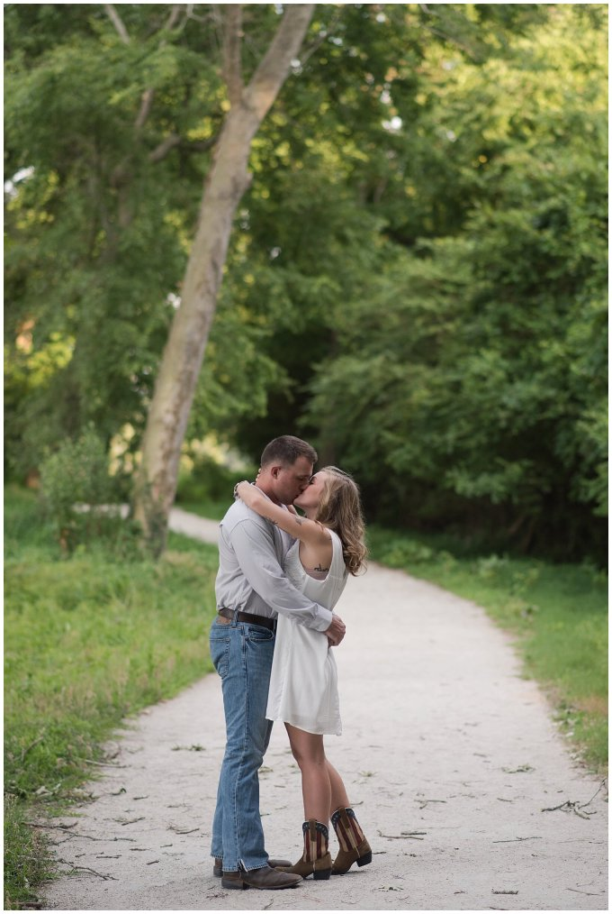 Golden Summer Engagement Session Windsor Castle Park Smith Field Virginia Wedding Photographers_5413