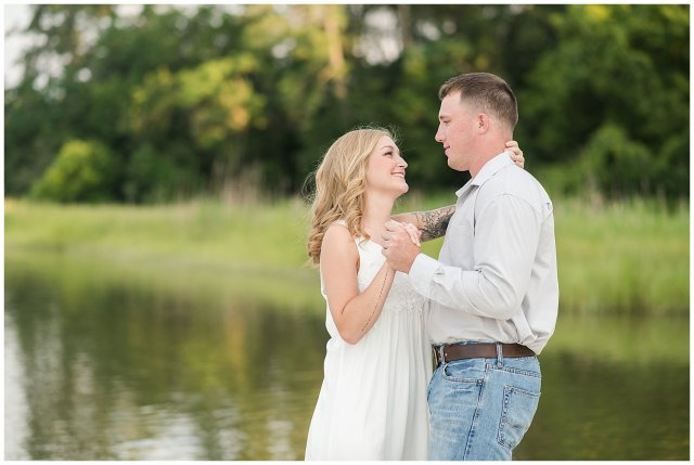 Golden Summer Engagement Session Windsor Castle Park Smith Field Virginia Wedding Photographers_5422