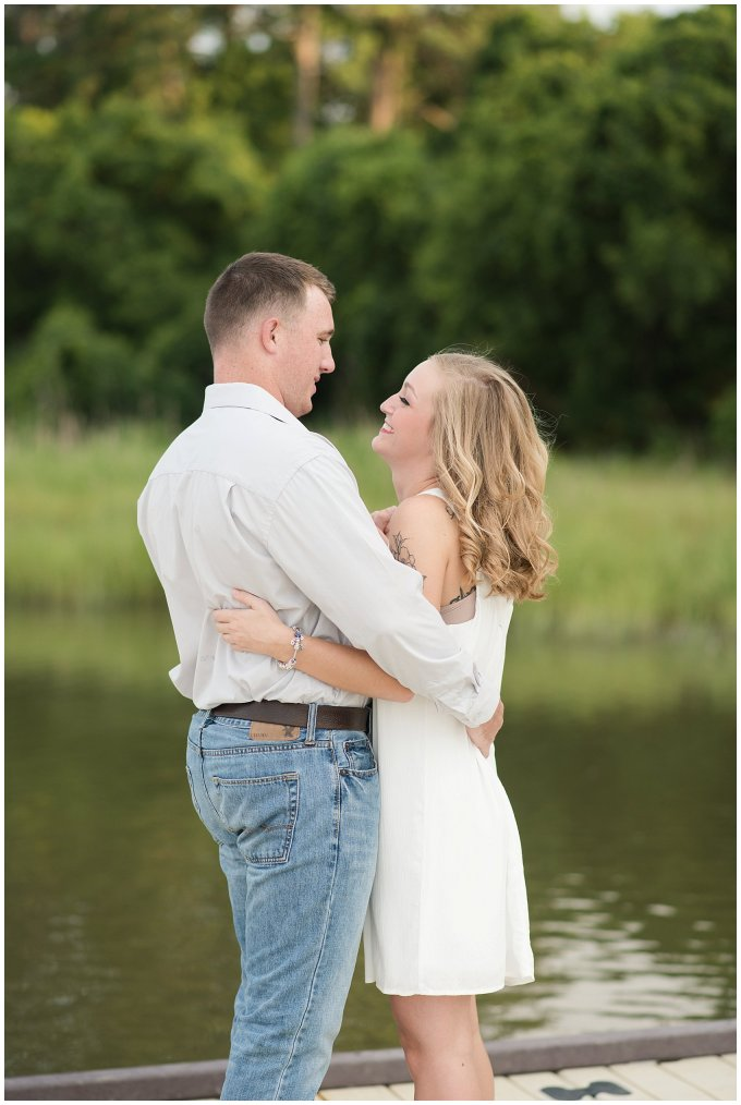Golden Summer Engagement Session Windsor Castle Park Smith Field Virginia Wedding Photographers_5424