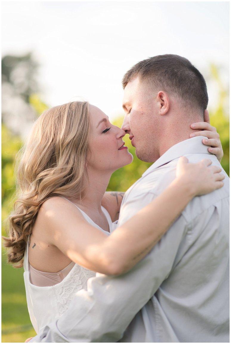 Golden Summer Engagement Session Windsor Castle Park Smith Field Virginia Wedding Photographers_5431