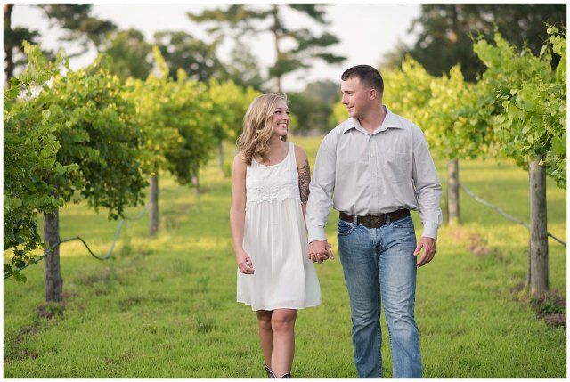 Golden Summer Engagement Session Windsor Castle Park Smith Field Virginia Wedding Photographers_5432