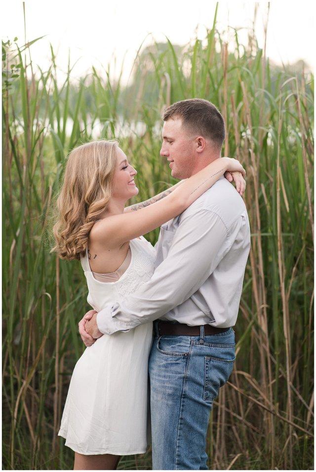 Golden Summer Engagement Session Windsor Castle Park Smith Field Virginia Wedding Photographers_5438