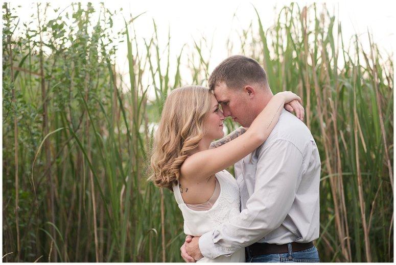 Golden Summer Engagement Session Windsor Castle Park Smith Field Virginia Wedding Photographers_5439