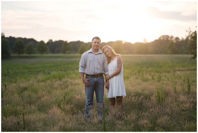 Golden Summer Engagement Session Windsor Castle Park Smith Field Virginia Wedding Photographers_5442