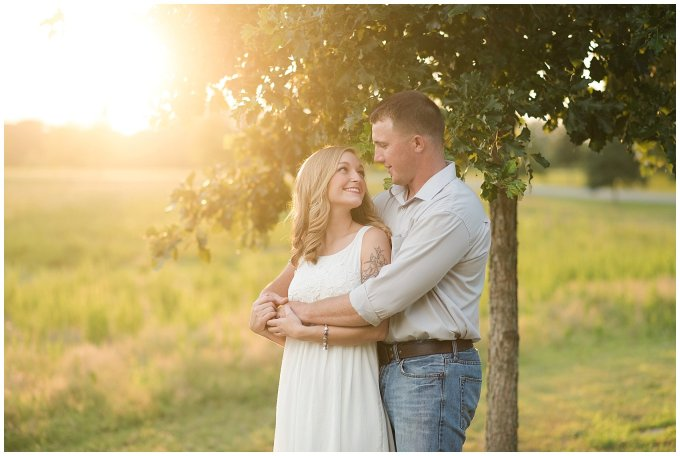 Golden Summer Engagement Session Windsor Castle Park Smith Field Virginia Wedding Photographers_5449