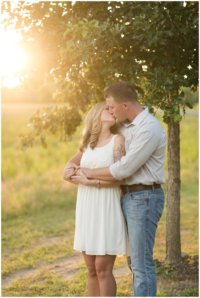Golden Summer Engagement Session Windsor Castle Park Smith Field Virginia Wedding Photographers_5450