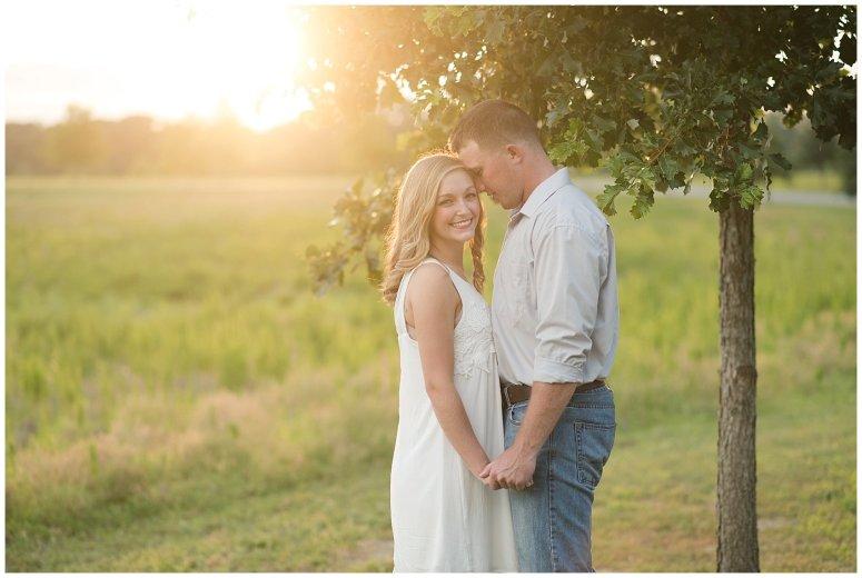 Golden Summer Engagement Session Windsor Castle Park Smith Field Virginia Wedding Photographers_5452