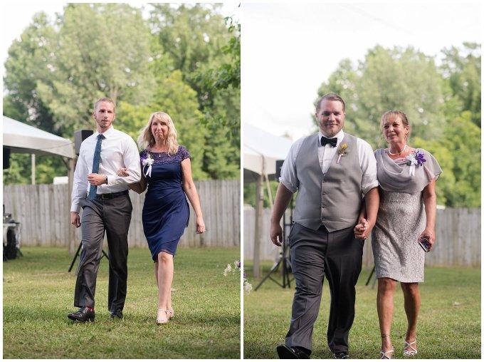 Purple and Green Quaint Backyard Wedding Virginia Beach Wedding Photographers_5304