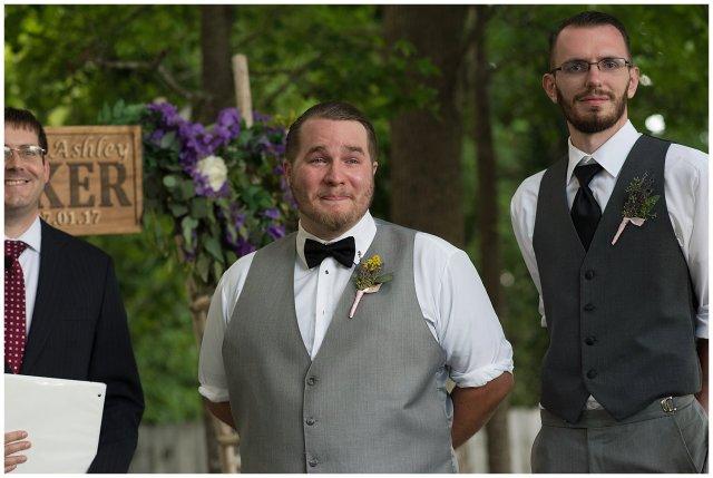 Purple and Green Quaint Backyard Wedding Virginia Beach Wedding Photographers_5309