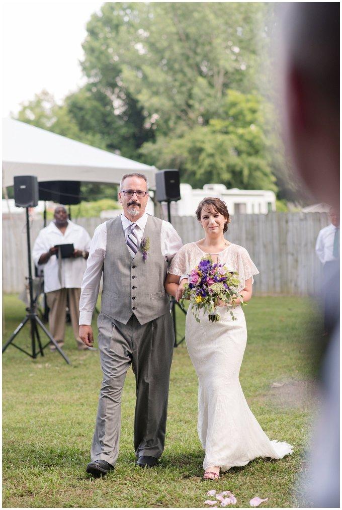 Purple and Green Quaint Backyard Wedding Virginia Beach Wedding Photographers_5310