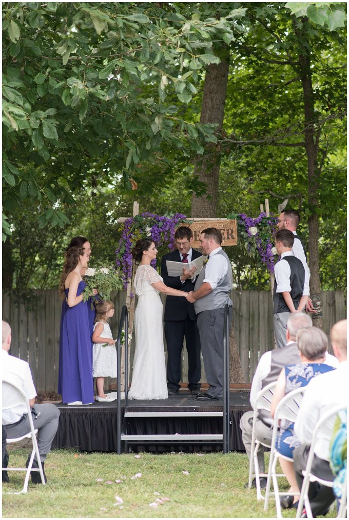 Purple and Green Quaint Backyard Wedding Virginia Beach Wedding Photographers_5318