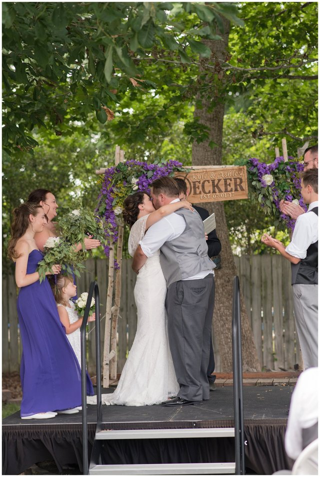 Purple and Green Quaint Backyard Wedding Virginia Beach Wedding Photographers_5319