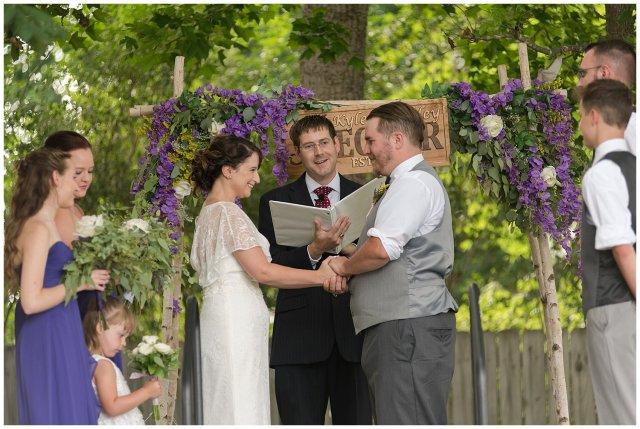 Purple and Green Quaint Backyard Wedding Virginia Beach Wedding Photographers_5320