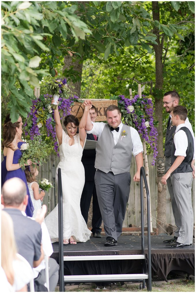 Purple and Green Quaint Backyard Wedding Virginia Beach Wedding Photographers_5321