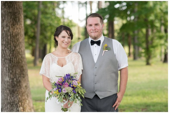 Purple and Green Quaint Backyard Wedding Virginia Beach Wedding Photographers_5333