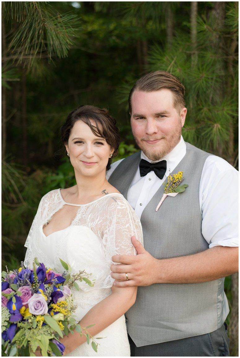Purple and Green Quaint Backyard Wedding Virginia Beach Wedding Photographers_5339